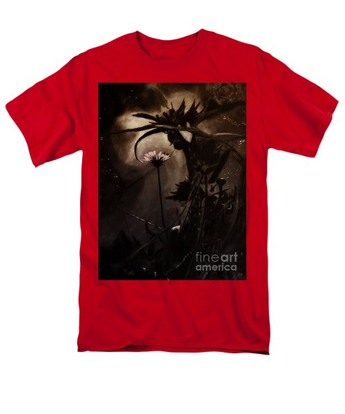 Nightflower Men's T-Shirt  (Regular Fit) by Vanessa Palomino
