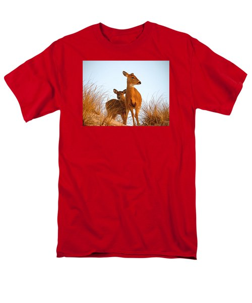 Ocean Deer Men's T-Shirt  (Regular Fit) by  Newwwman