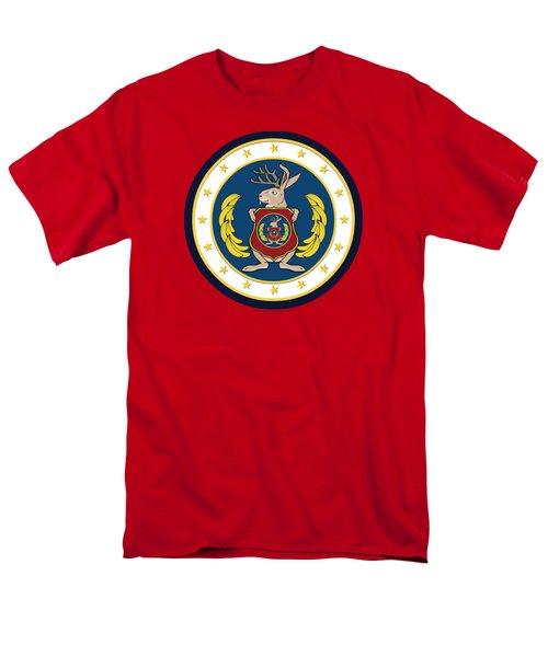 Official Odd Squad Seal Men's T-Shirt  (Regular Fit)