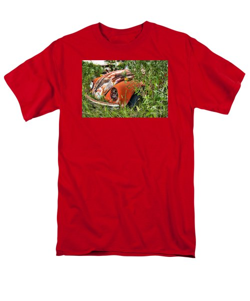 Men's T-Shirt  (Regular Fit) featuring the photograph One Eyed Bug by Lawrence Burry