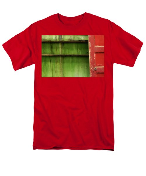 Men's T-Shirt  (Regular Fit) featuring the photograph Open Door by Mike Eingle