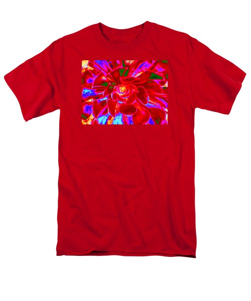 Carnival Colors Men's T-Shirt  (Regular Fit) by Vivien Rhyan