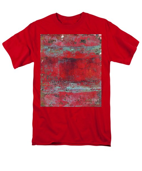 Peeling Wall Men's T-Shirt  (Regular Fit)
