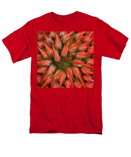 Men's T-Shirt  (Regular Fit) featuring the photograph Perseverance by Stephen Mitchell
