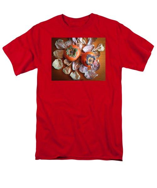 Persimmons 6 Men's T-Shirt  (Regular Fit) by Ronda Broatch
