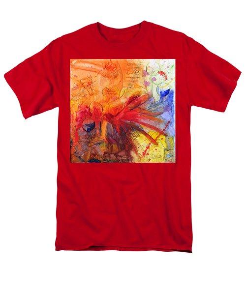 Phoenix Hummingbird Men's T-Shirt  (Regular Fit)