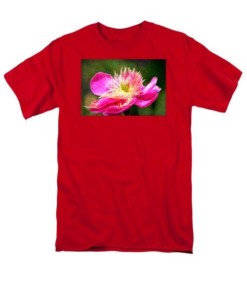 Pink Beauty Men's T-Shirt  (Regular Fit) by Bonnie Bruno