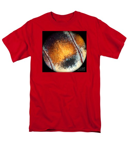 Pixilated Color Men's T-Shirt  (Regular Fit) by KD Johnson