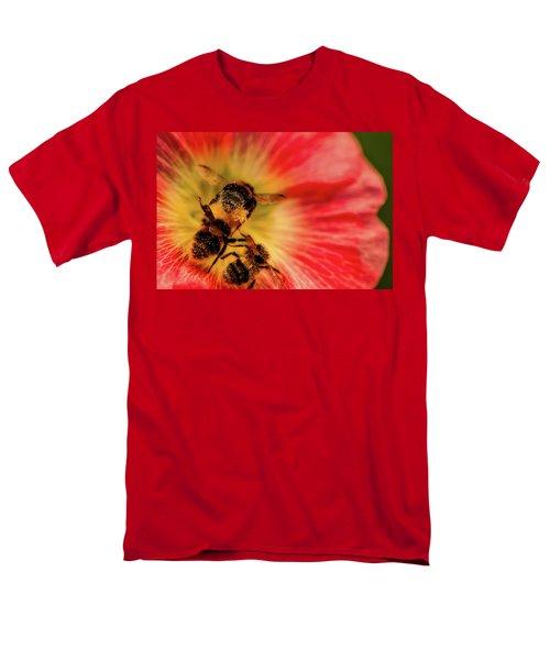 Pollination Men's T-Shirt  (Regular Fit) by Verena - Timschenko