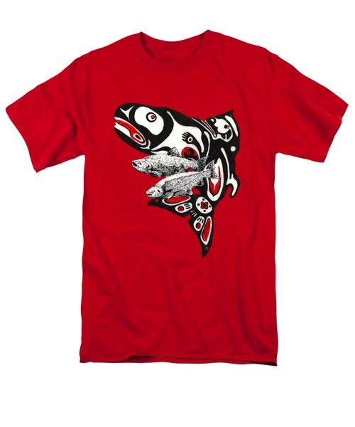 Quin'nat Men's T-Shirt  (Regular Fit) by Julio Lopez