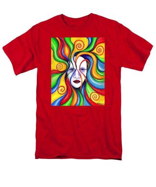 Rebirth Men's T-Shirt  (Regular Fit) by Shawna Rowe