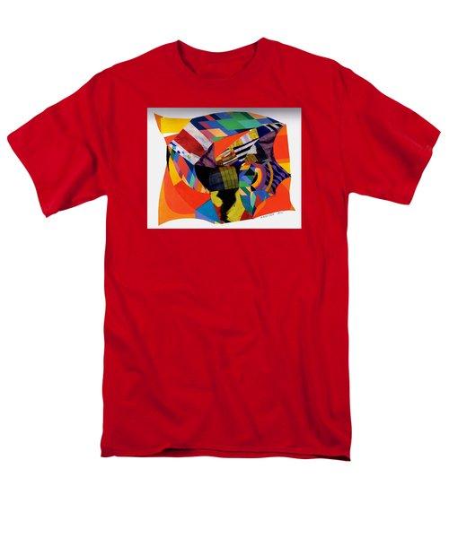 Recycled Art Men's T-Shirt  (Regular Fit)