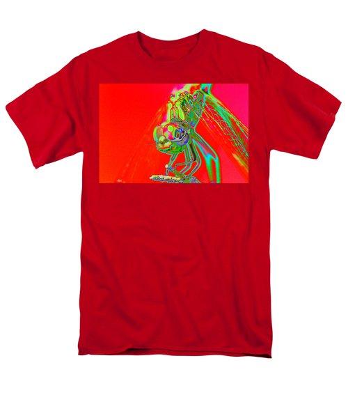Red Dragon Men's T-Shirt  (Regular Fit) by Richard Patmore