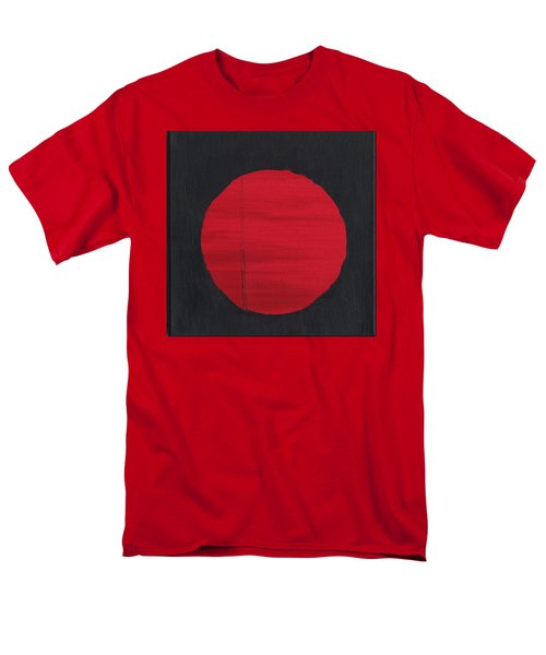 Red Sun Men's T-Shirt  (Regular Fit) by Phil Strang