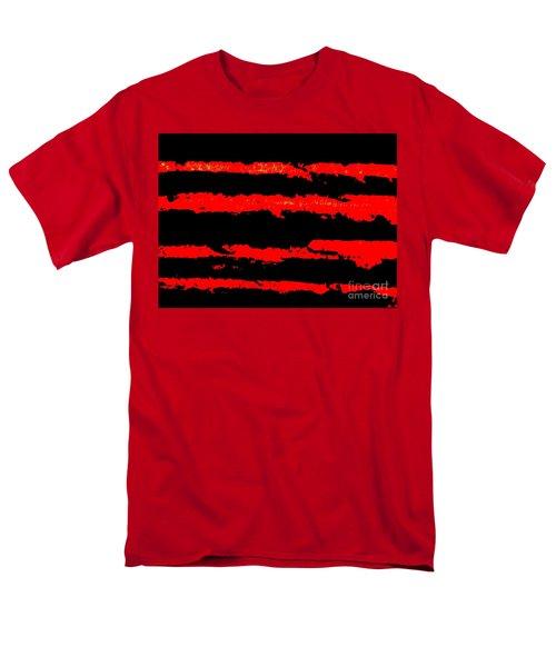 Red Tide Men's T-Shirt  (Regular Fit) by Tim Townsend