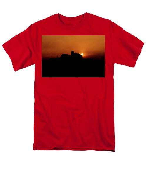 Men's T-Shirt  (Regular Fit) featuring the photograph Remember The Sun by Robert Geary