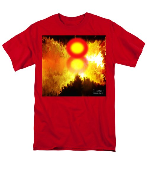 Resurrection Day For The Perished Men's T-Shirt  (Regular Fit) by Belinda Threeths