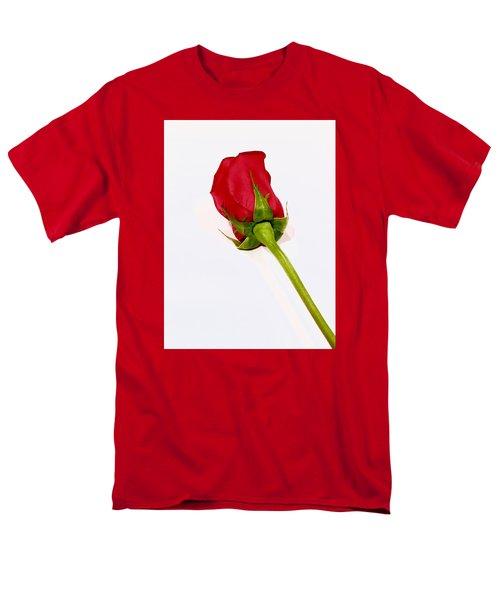 Rosebud Men's T-Shirt  (Regular Fit) by Russell Keating