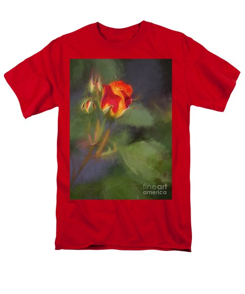 Rosebuds Men's T-Shirt  (Regular Fit) by Billie-Jo Miller