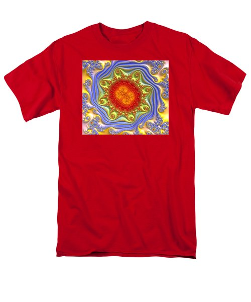 Royal Crown Jewels Men's T-Shirt  (Regular Fit) by Kevin Caudill