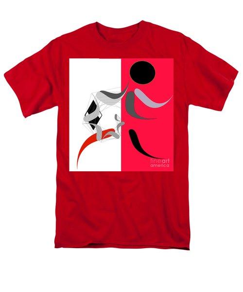 Runner Men's T-Shirt  (Regular Fit) by Belinda Threeths