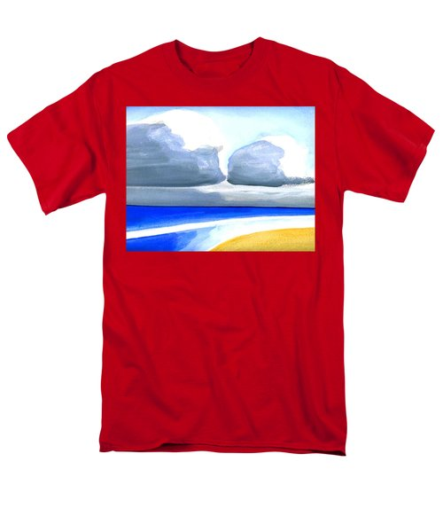 San Juan Cloudscpe Men's T-Shirt  (Regular Fit) by Dick Sauer