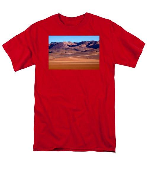 Siloli Desert Men's T-Shirt  (Regular Fit)
