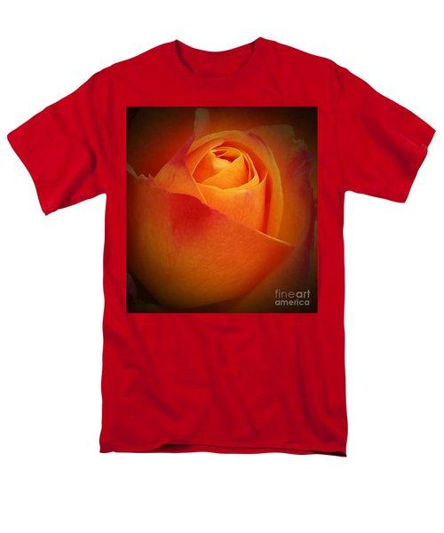 Simple Elegance  Men's T-Shirt  (Regular Fit) by Chalet Roome-Rigdon