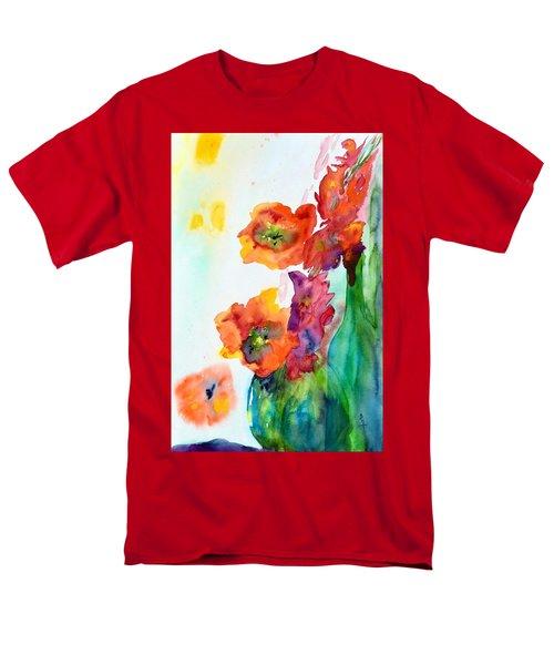 Sing Out Men's T-Shirt  (Regular Fit) by Beverley Harper Tinsley