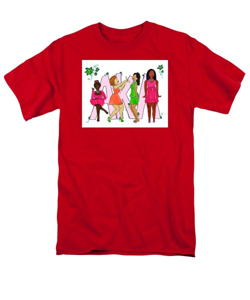 Skee Wee My Soror Men's T-Shirt  (Regular Fit) by Diamin Nicole