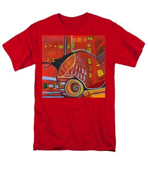 Slow Down Men's T-Shirt  (Regular Fit) by Leela Payne