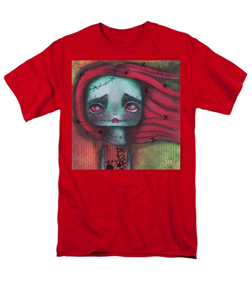 Something In The Wind Men's T-Shirt  (Regular Fit) by Abril Andrade Griffith
