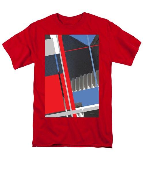 Spaceframe 2 Men's T-Shirt  (Regular Fit)