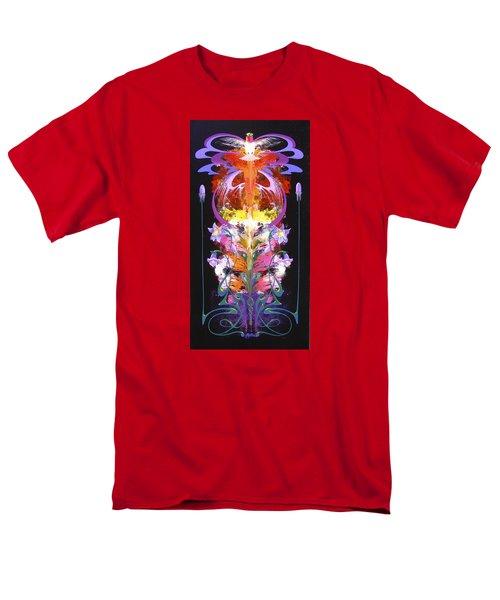 Spark Of Nature Men's T-Shirt  (Regular Fit) by Alan Johnson