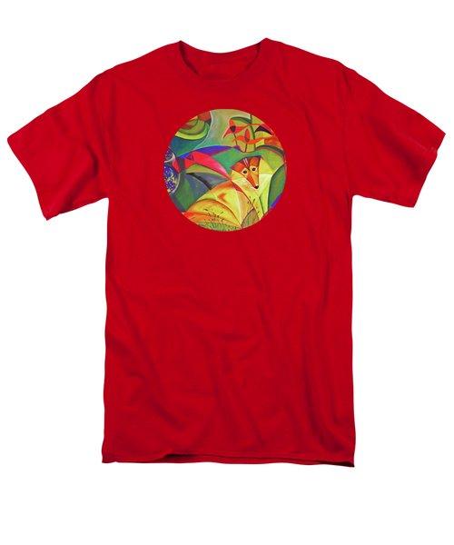 Spring Dog Men's T-Shirt  (Regular Fit) by AugenWerk Susann Serfezi