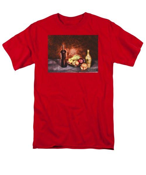 Men's T-Shirt  (Regular Fit) featuring the photograph Still Life  ... by Chuck Caramella