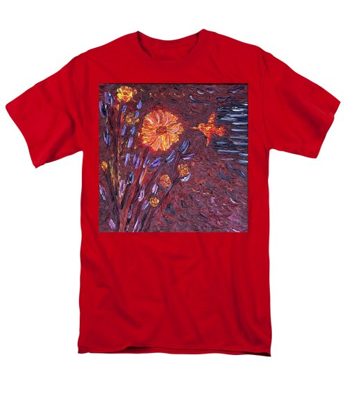 Sweet Flower Men's T-Shirt  (Regular Fit) by Vadim Levin