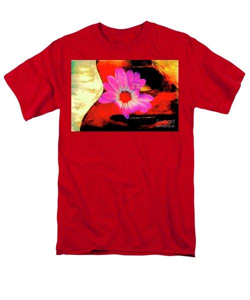 Men's T-Shirt  (Regular Fit) featuring the photograph Sweet Sound by Al Bourassa