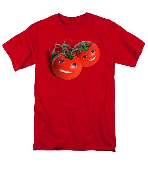 Sweet Tomatoes Men's T-Shirt  (Regular Fit)