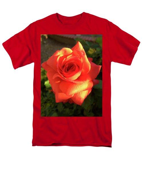Tangerine Dream Men's T-Shirt  (Regular Fit) by Russell Keating