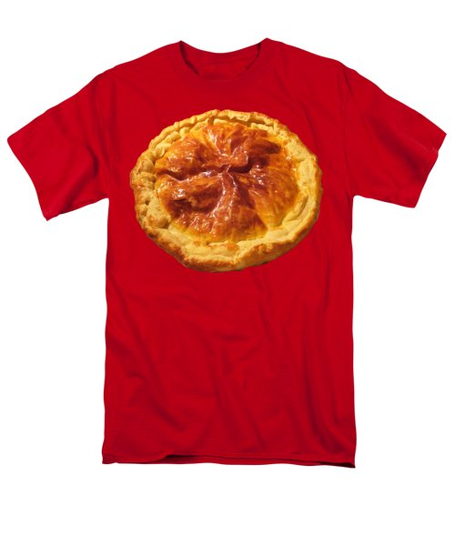 Tourte Men's T-Shirt  (Regular Fit) by Marc Philippe Joly