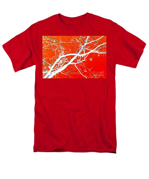 The Asian Tree Men's T-Shirt  (Regular Fit) by Donna Bentley