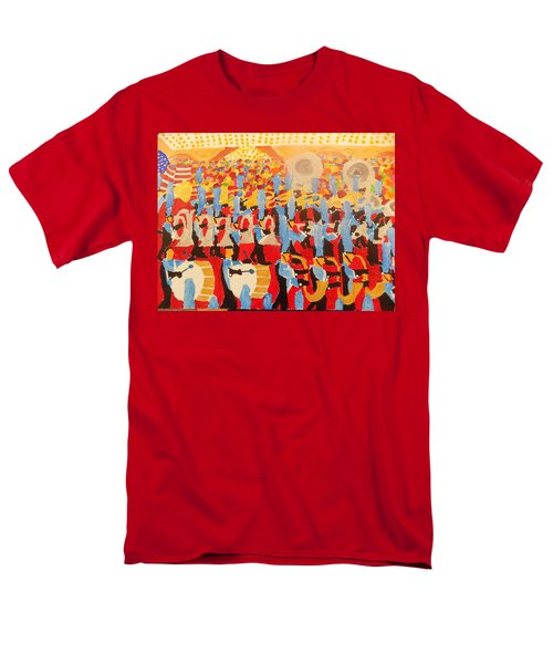 The Band Men's T-Shirt  (Regular Fit) by Rodger Ellingson