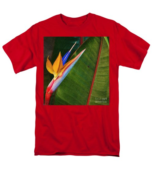 the flower of God Men's T-Shirt  (Regular Fit) by John Kolenberg