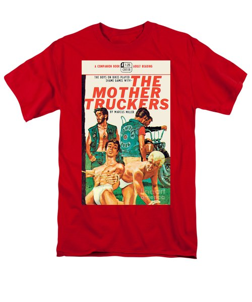 The Mother Truckers Men's T-Shirt  (Regular Fit) by Unknown Artist