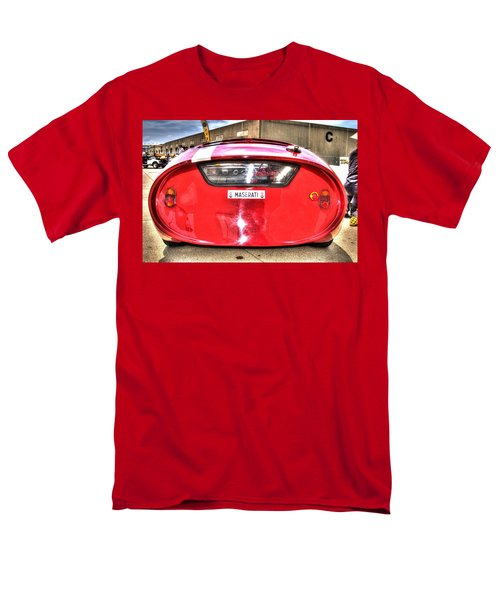 The Oil Drum Men's T-Shirt  (Regular Fit) by Josh Williams