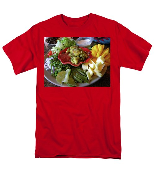 The Perfect Taco  Men's T-Shirt  (Regular Fit) by Sian Lindemann