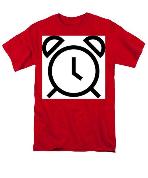 Tick Talk Men's T-Shirt  (Regular Fit) by Now