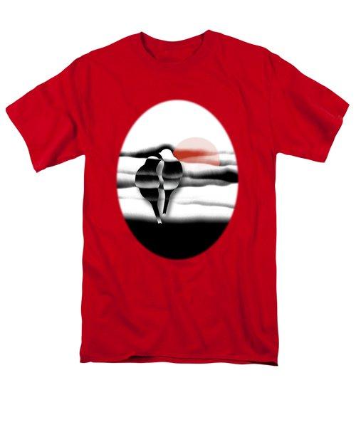 Tranquility Men's T-Shirt  (Regular Fit)