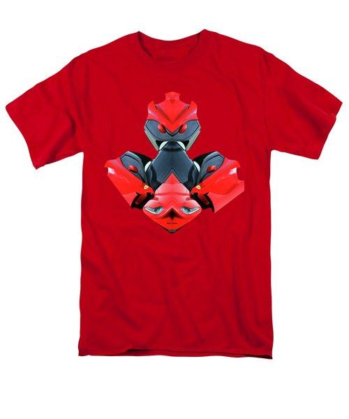 Transformer Car Men's T-Shirt  (Regular Fit) by Rafael Salazar